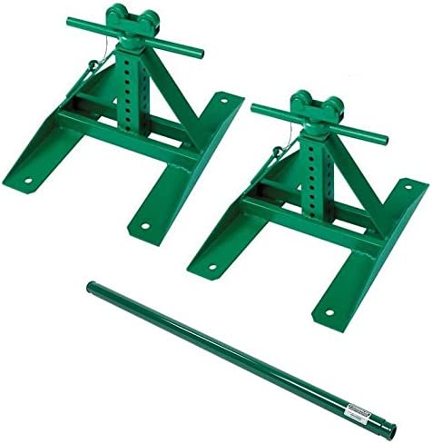 Spindle,Reel Stand,62 In GREENLEE 647