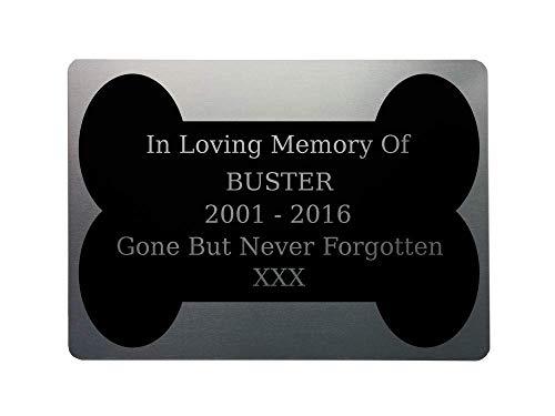 (Che3423erth Metal Tin Signs Pets Dog Memorial Plaque Aluminium Metal Sign Sign Plaques Custom Personalised 12