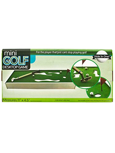 StealStreet SS-KI-OD798 Mini Golf Desktop Game