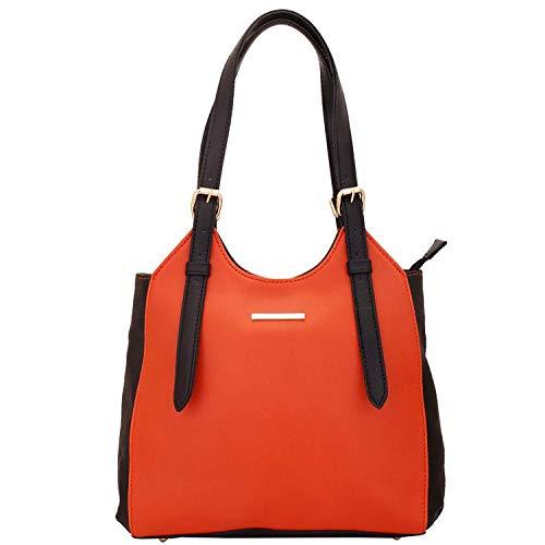 tracolla dal tasca multipla Borsa arancione design O a Lapis con donna Titian da Lupo Borsa q8HxFnz