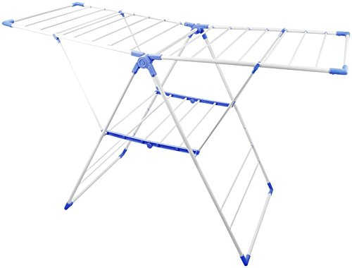 Best savings for Bonita Geant Clothes Drying Stand – Blue, CD11-40BL