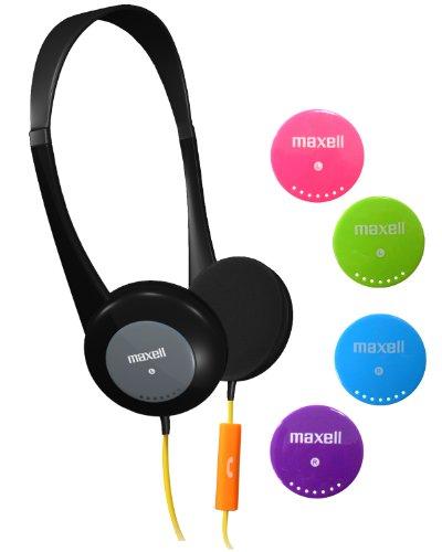 Maxell 195004 Action Kids Headphones W/Mic