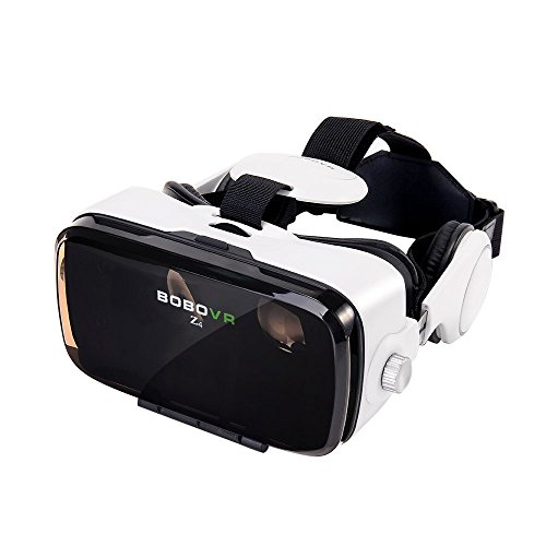 Xiaozhai BOBOVR Z4 Virtual Reality Headset 3D Glasses for 4-6 Inches IOS Android iPhone, Samsung and More