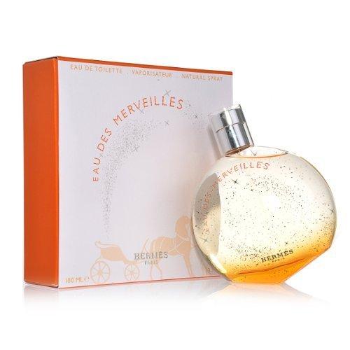 Eau Des Merveilles By Hermes For Women. Eau De Toilette Spray 3.3 Oz. by Hermes BEAUTY (Elixir Des Merveilles Hermes)