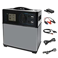 ACOPOWER 400Wh Portable Solar Generator ...