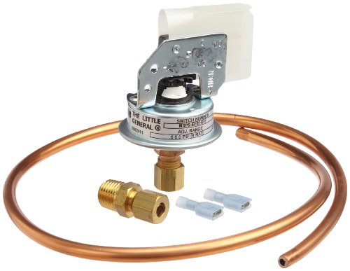 Pentair 073328 Pressure Switch Barksdale Assembly Replacement Tropic Isle Pool and Spa Controls