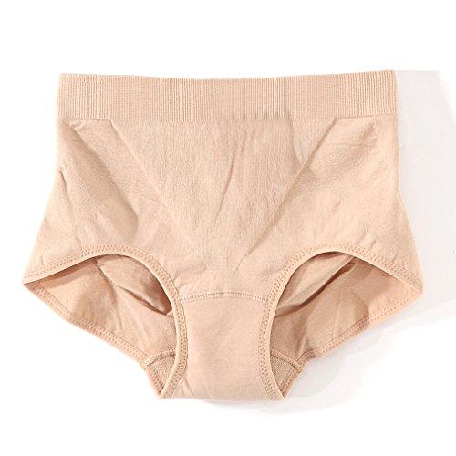 Comfortableinside - Culottes - para mujer Piel