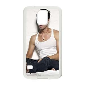 Enrique Iglesias Samsung Galaxy S5 Cell Phone Case White Exquisite gift (SA_673290)