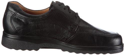 Ganter Eric, Weite G 1-256030-0101 - Zapatos para hombre Negro
