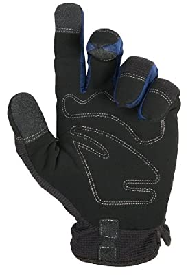 CLC Custom Leathercraft Workright Cold Weather Insulation Flex Grip Work Gloves