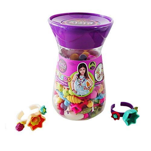 Childmate childmate pop beads snap lock beads creative for Jewelry making kit for 4 year old