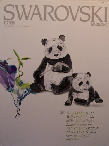 SWAROVSKI Magazine, 1/2008 (