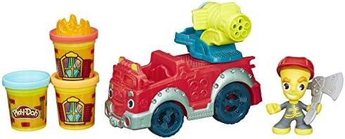 Play-Doh Town Fire Truck