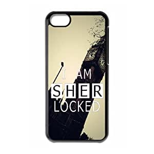 Sherlock For iPhone 5C Csae protection phone Case FX205351