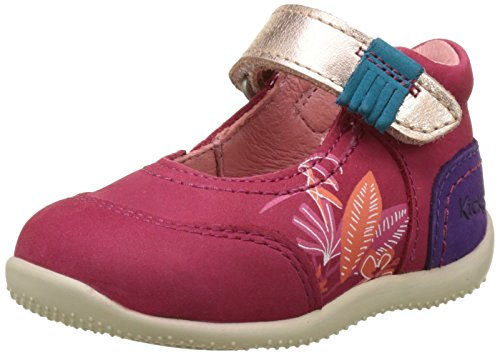 Fuchsia Fille Ballerines Bébé Bimambo Kickers Orange Violet Rose HqaXPXwx