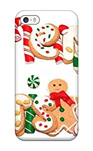 Ideal AmandaMichaelFazio Case Cover For Iphone 5/5s(merry Christmas Greetings), Protective Stylish Case