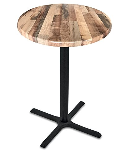 Trica Metal (Holland Bar Stool Co. OD2113036B30RRustic Enduro Top Indoor/Oudoor Table, Rustic)