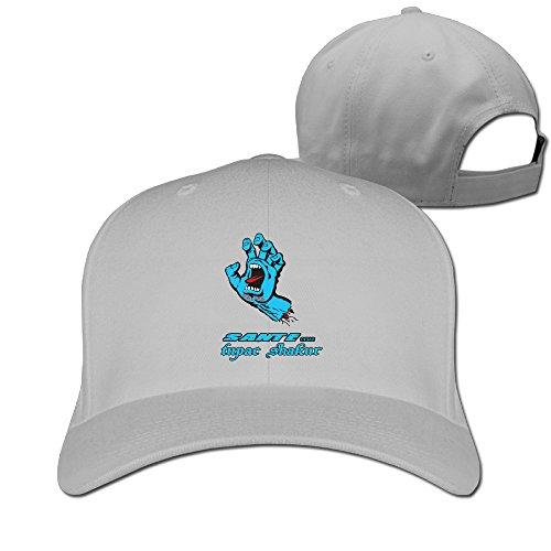 Arkansas Razorbacks Santa Hat (Adjustable Adult Santa Cruz Tupac Shakur Cotton Plain Ash Peak Baseball CapSnapback)