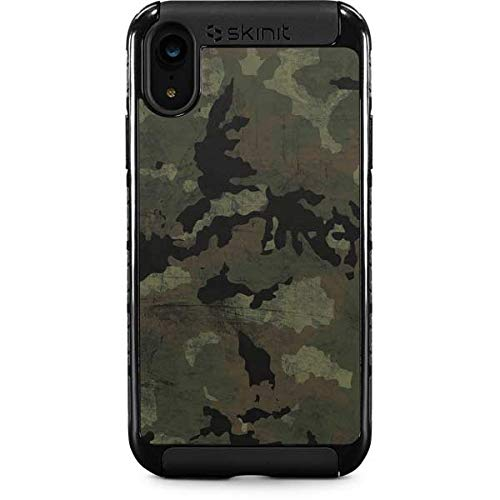 best sneakers e33f5 64d2f Amazon.com: Camouflage iPhone XR Case - Skinit | Skinit Cargo Case ...