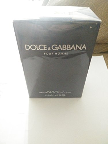 Price comparison product image dolce gabbana pour homme 125 ml