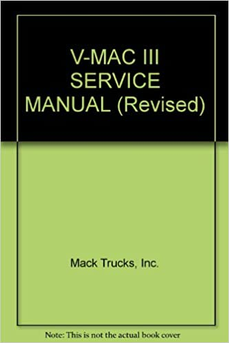 V mac iii service manual revised inc mack trucks amazon books fandeluxe Images