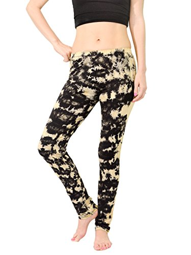 Orient Trail Tie dye Stretch Leggings product image