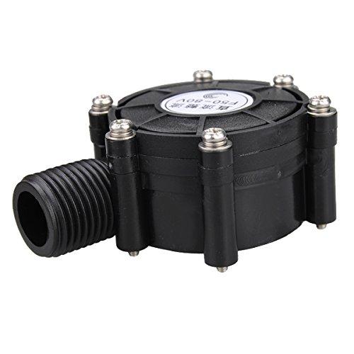 MASUNN Generador Hidroeléctrico Paower Micro-Hidráulico De 10W 4.2/5/12/80V DC - F50-12V: Amazon.es: Hogar