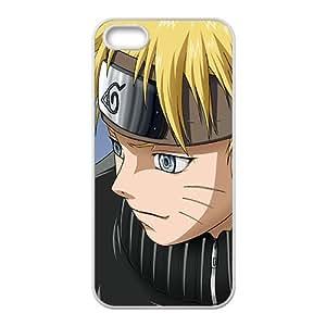Cartoon Anime Cute White Phone Case for iPhone 5s