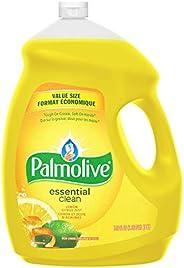 Palmolive Essential Clean Liquid Dish Soap, Lemon Citrus zest, 5 Liter