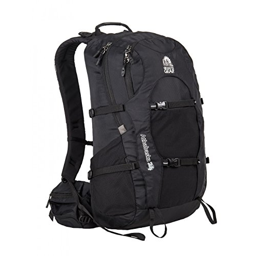 Cheap Granite Gear Althabasca 24 Day Pack – Black Regular