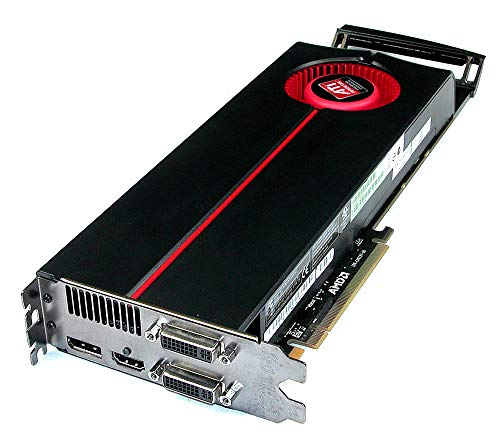 Dell 2XTG4 ATI Radeon HD 5870 1GB Video Card w/Fan Alienware Aurora R2 Graphics