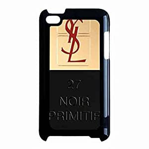 Case Cover For Ipod Touch 4th DIY Nail Polish YSL funda Cover DIY Design