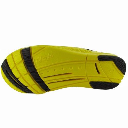Glagla Unisex 'Tivano' Sneaker Shoe, Jamaica,US6 Men/US8 Wmn/EU39