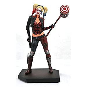 41w3VhGsH1L. SS300 DIAMOND SELECT TOYS DC Gallery: Injustice 2: Harley Quinn PVC Figure, Multicolor
