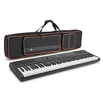 Paquete de Piano de Escenario SDP-2 y Funda de Gear4music: Amazon.es: Instrumentos musicales
