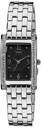 Timex Fashion Analog Black Dial Women's Watch-TW000Y702