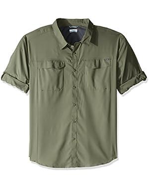 Men's Big-Tall Silver Ridge Lite Long Sleeve Shirt, Cypress, 3X