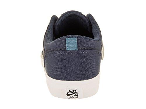 Blue FG Thunder Blue Blau Scarpe calcio Tiempo Genio Thunder Leather Uomo da Nike 1FR7qwx4