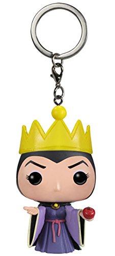 Funko POP Keychain: Disney - Evil Queen Action Figure ()