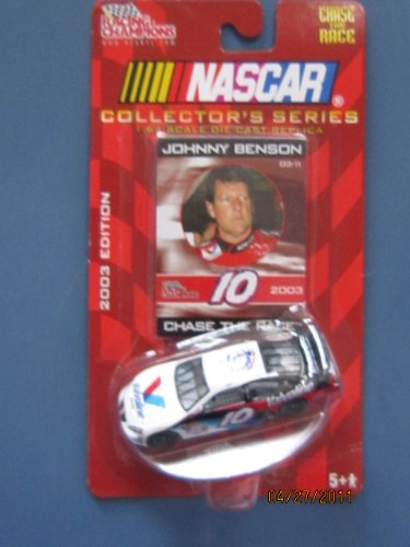 Johnny Benson #10 Valvoline Chase the Race Collectors Series by Racing Champions