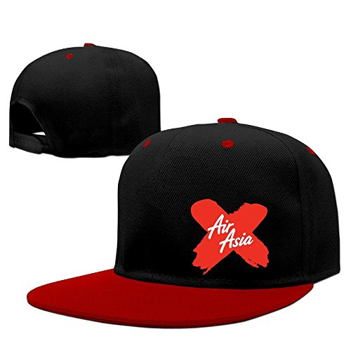 popyol-airasia-x-logo-snapback-adjustable-hip-pop-baseball-caps-hats-for-unisex