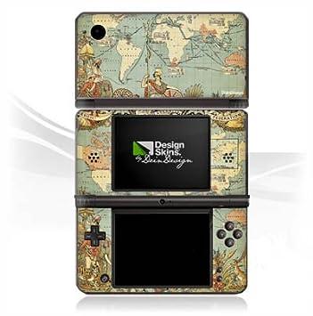 Nintendo DS Case Skin de vinilo adhesivo decorativo Vintage ...