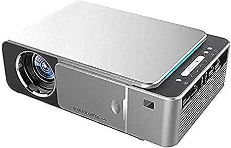 MRXW Familia proyector proyector de Cine Mini LED de los niños, 480 * 320 nativos 50.000 Horas con el Mando a Distancia para el televisor Niños Familia Amigos,la: Amazon.es: Deportes y aire libre