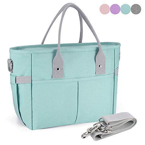 Insulated Lunch Bag Stylish Reusable Meal Prep Cooler Large Tote