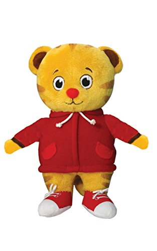 Daniel Tiger's Neighborhood Daniel Tiger Mini Plush]()