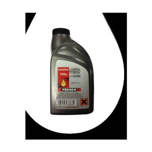Ferodo FBX050Z - Liquido Freni Frizioni DOT4 500g