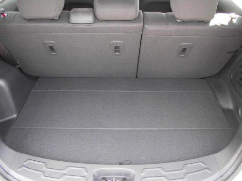Kia Soul Rear Cargo Storage Organizer With Hard Tri Fold