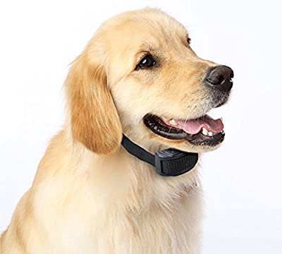 Bonim No Bark Collar For Dogs - Stop Barking Training Collar With No Harm Warning Beep And Vibration - 7 Adjustable Sensitivity Levels Humane Bark Control For Small Medium And Large Dogs