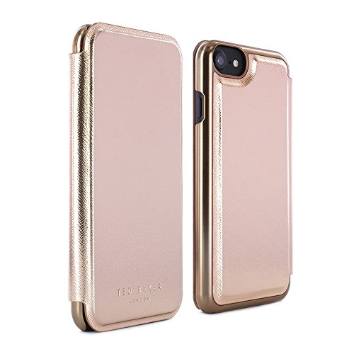iPhone 6S PLUS Case, Official Ted Baker Branded [iPhone 6S PLUS / 6 PLUS ] Case with Rose Gold Finish, Professional Women's Case only foriPhone 6S PLUS - KADIA-Rose Gold - Ted Baker Designers Like