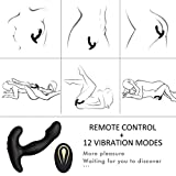Multiple Vibration Modes Remote Control Massager